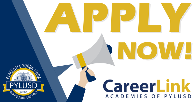 Apply for a CareerLink Academy.