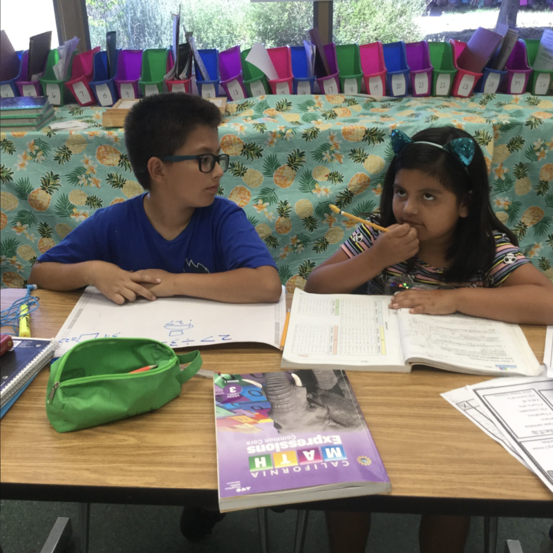 Math Time at Aeolian! Featured Photo