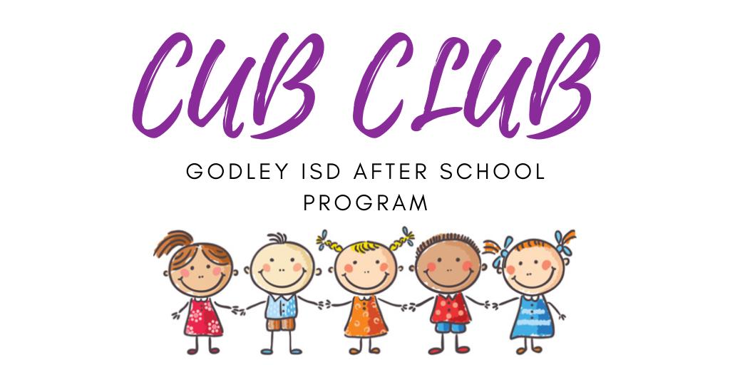 godley isd cub club after school program