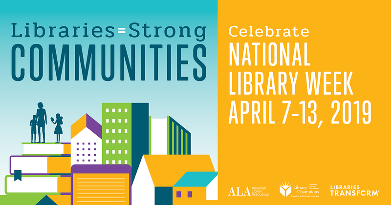 National Library Week Featured Photo
