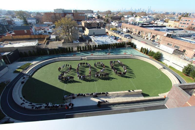 Maspeth High School Community Celebrates . . . Featured Photo