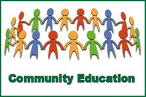 Fall 2021 Community Education Programming Thumbnail Image