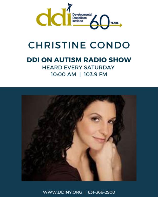 Christine Condo DDI Radio Show Guest