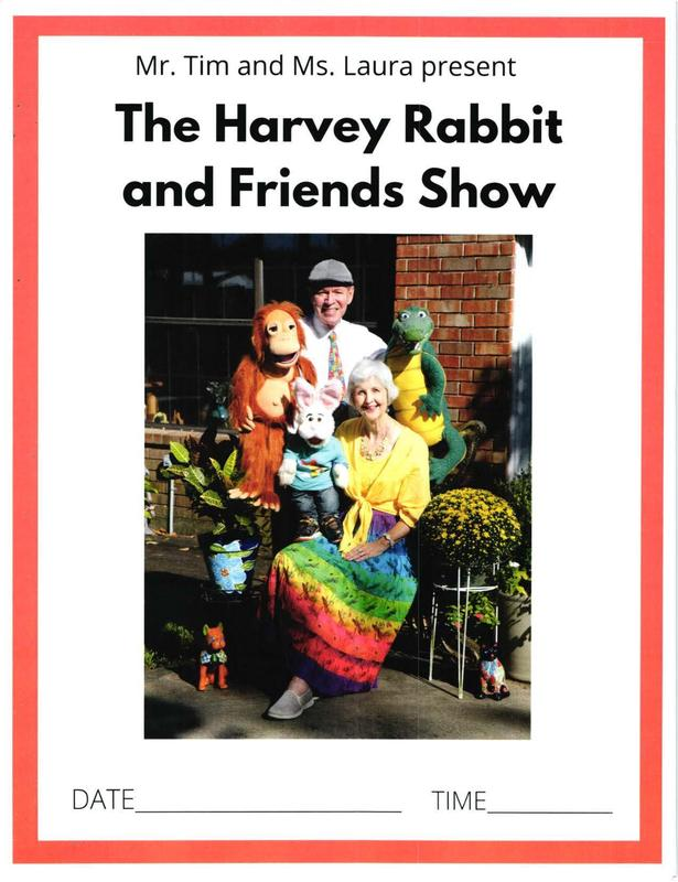 The Harvey Rabbit and Friends Show