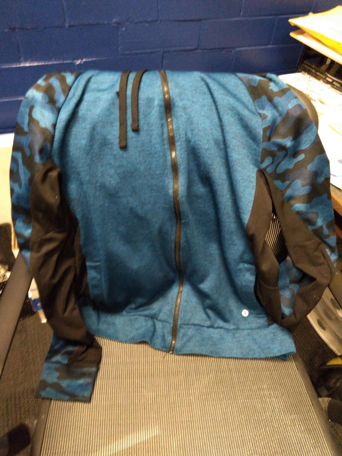 Found jacket 10/11