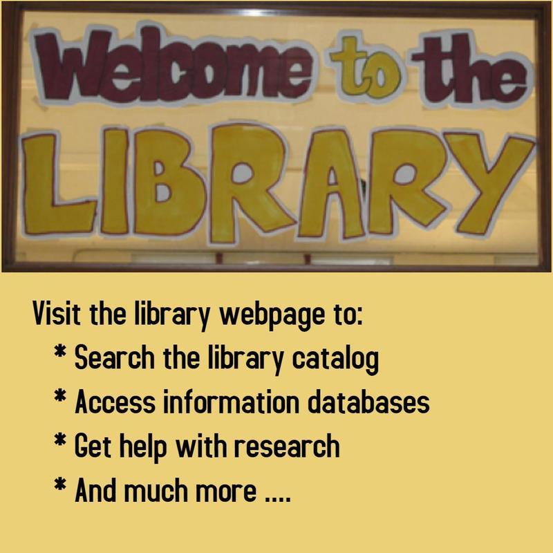 San Lorenzo High School Library Featured Photo