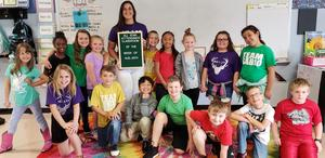 Ms. Butler's class