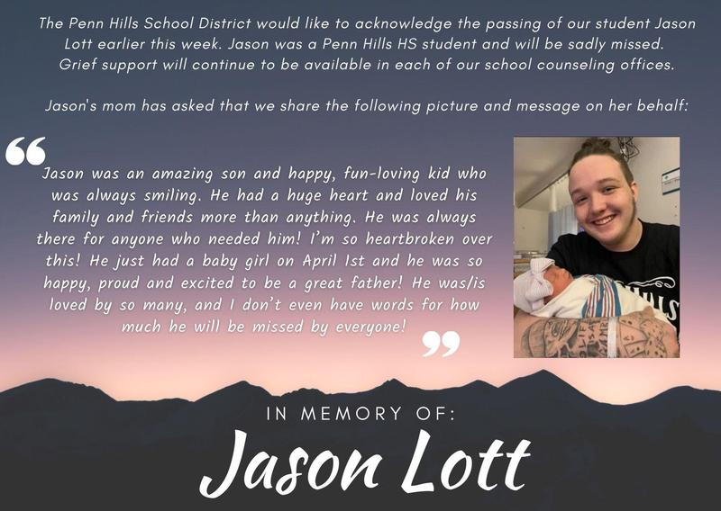 Tribute to Jason Lott