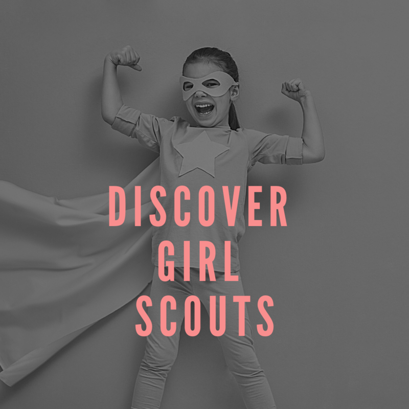 Discover Girl Scouts! Featured Photo