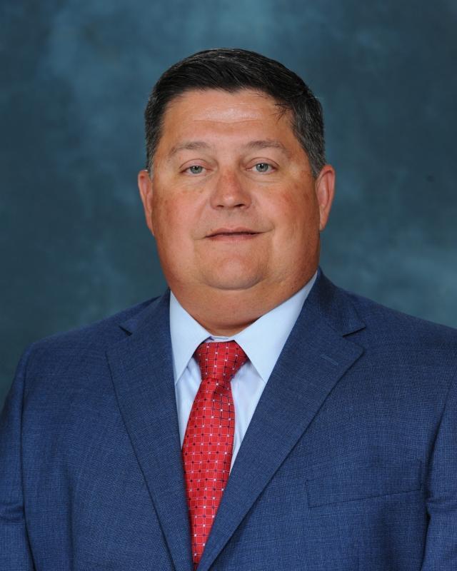 Mr. Craig Baker, Principal