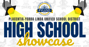 HS Showcase graphic for 2018 PYLUSD event.