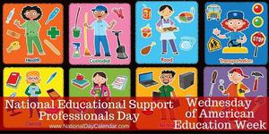national professionals day art