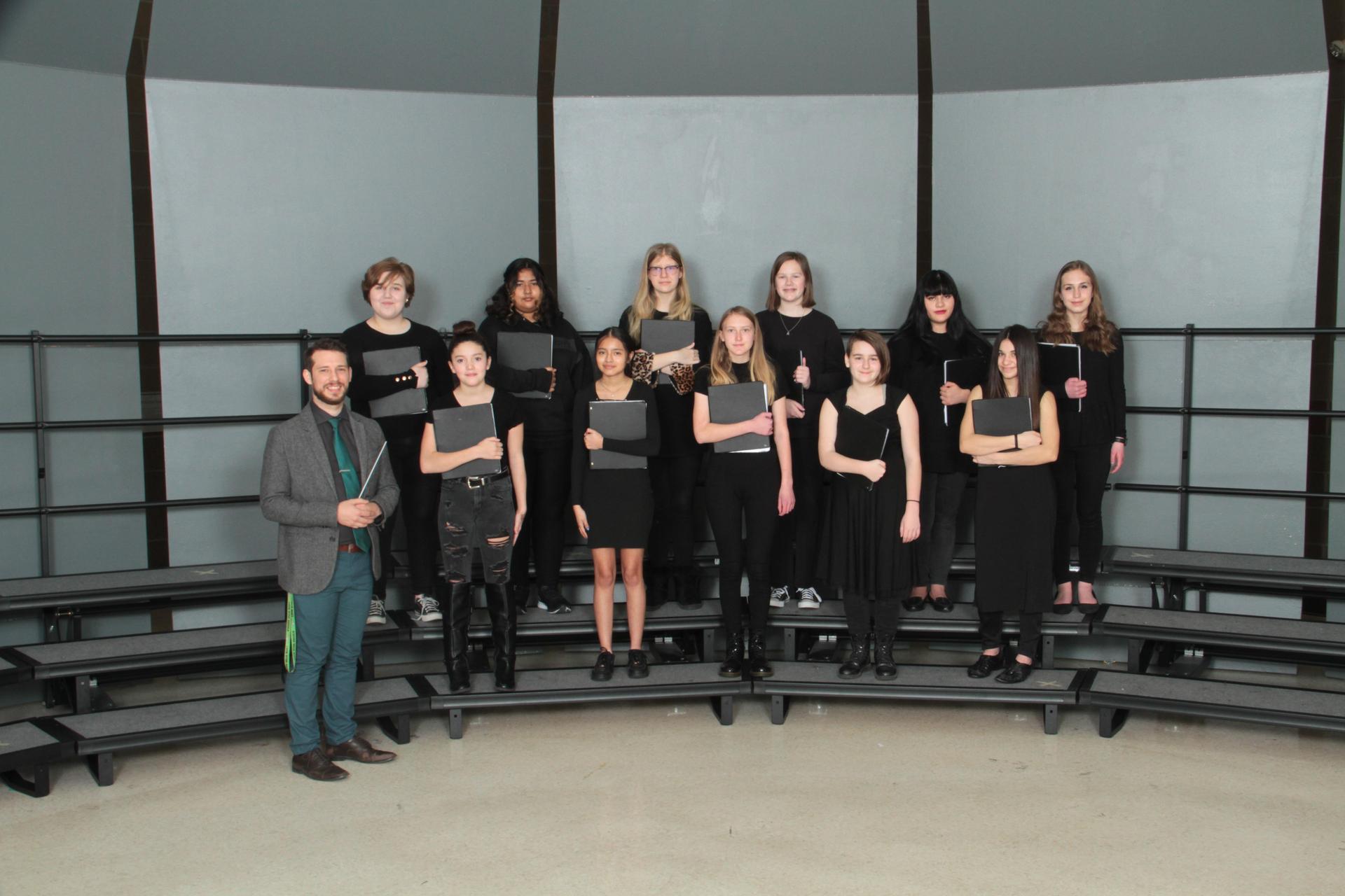 Advanced Treble Choir I - X Day