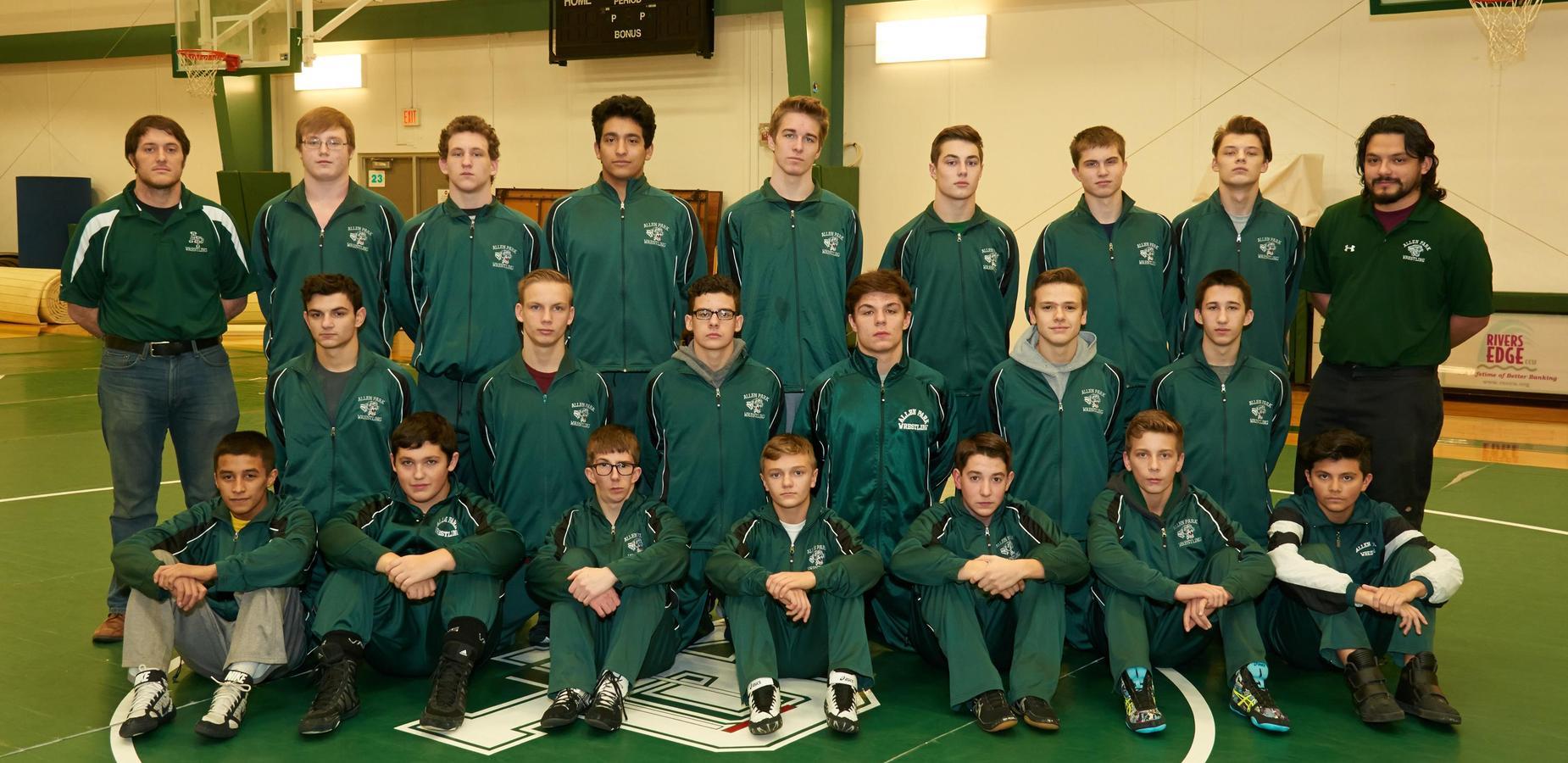 HS Boys Wrestling