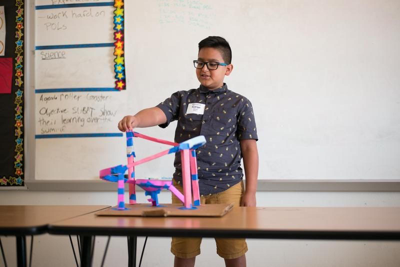 MISD Invites Students to Experience Breakthrough Program This Summer Thumbnail Image