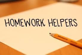 Homework Helpers Program Featured Photo