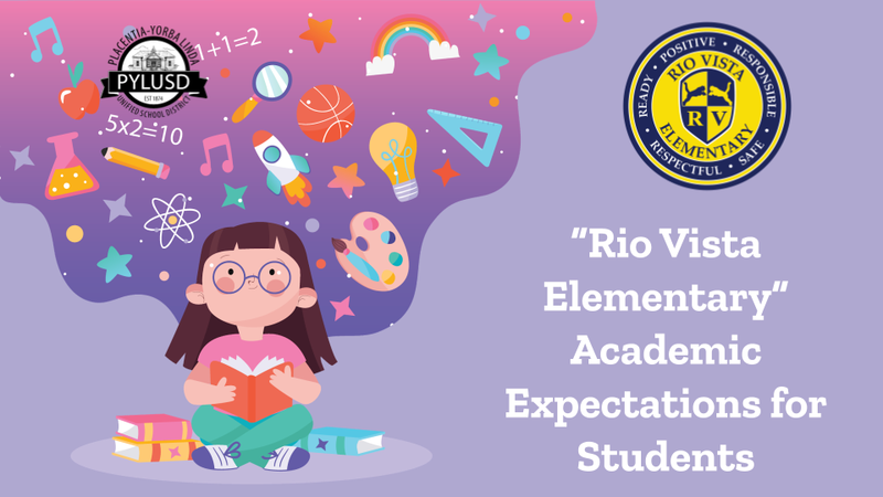 Rio Vista Elementary Parent Tips and Guidelines for Digital Learning