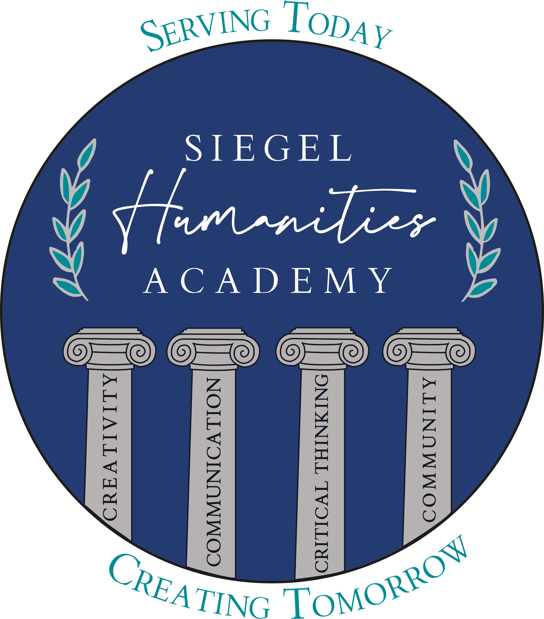 Siegel Humanities Academy logo