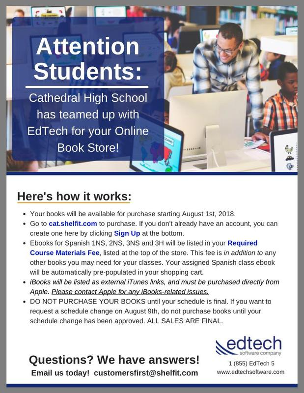 Ed Tech Online Book Store NOW OPEN! Thumbnail Image