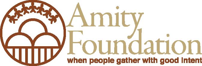 Amity Foundation Logo