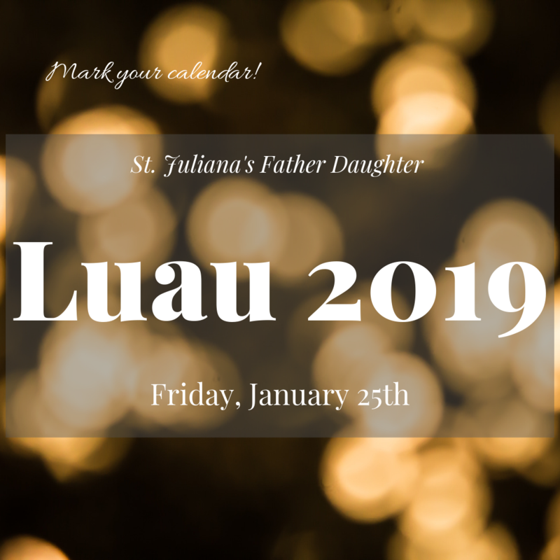 Father Daughter Luau 2019 Featured Photo
