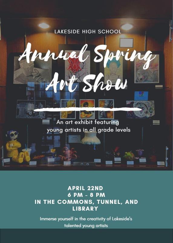 Art Show - April 22