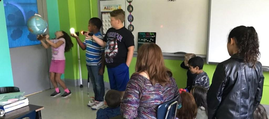 Modeling the Solar Eclipse