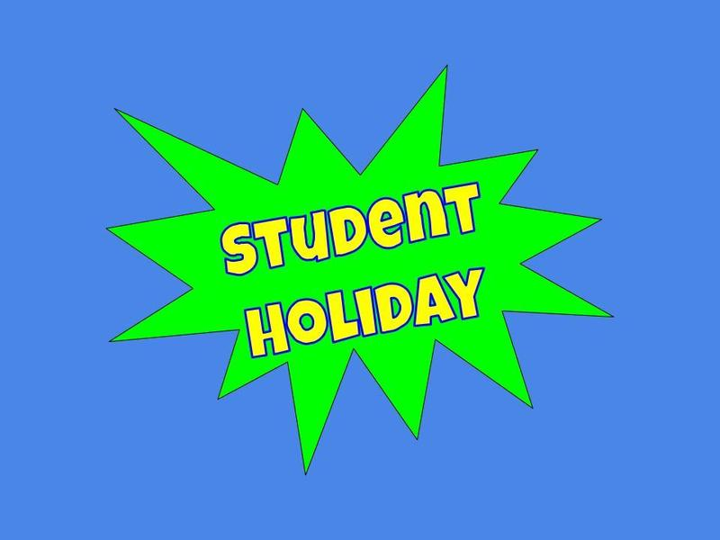 Student Holiday icon