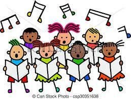 school choir clip art