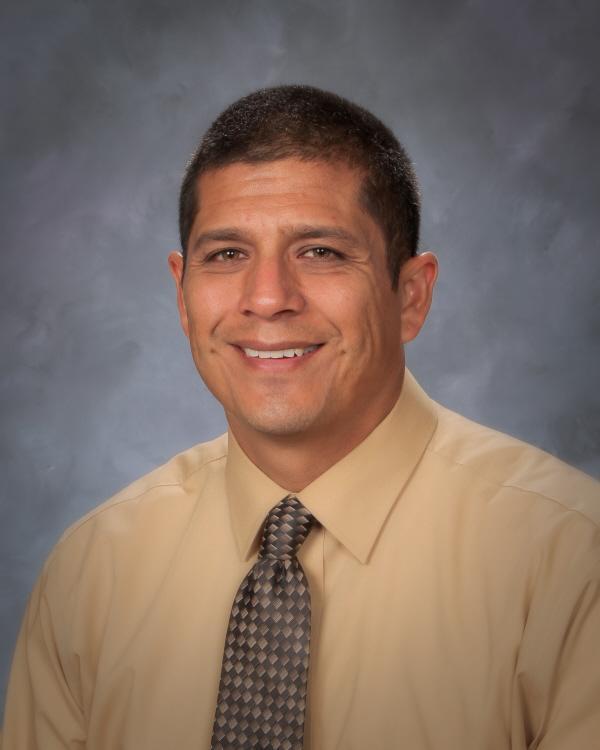 Principal Abe Ramirez