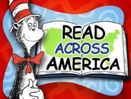 Robert Fulton will celebrate Read Across America, March 2-6, 2020.       Click HERE for information Featured Photo