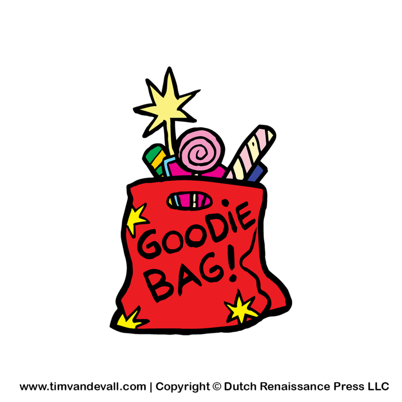 goodie bag graphic