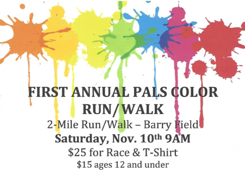 PALs to Host Color Run Thumbnail Image