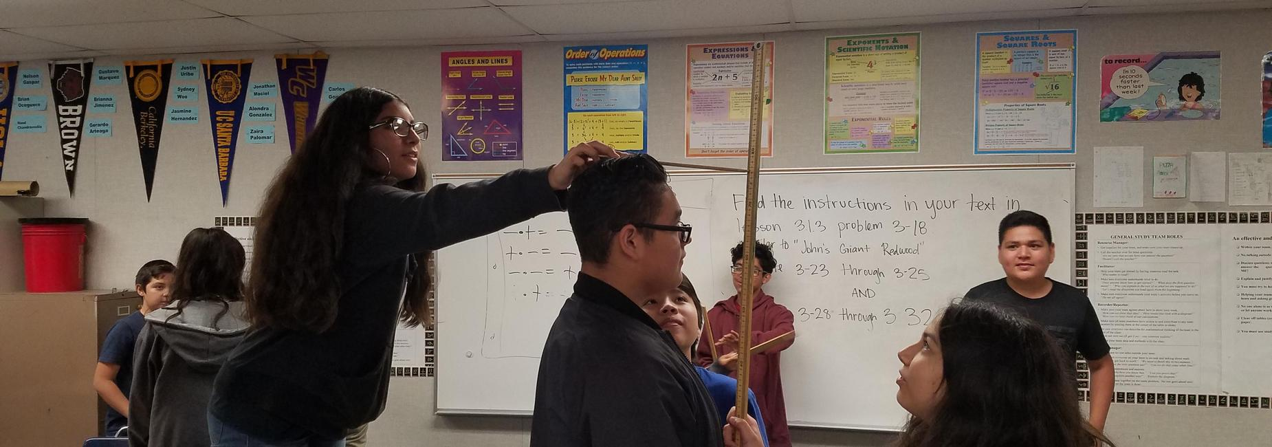 Math at NPAA
