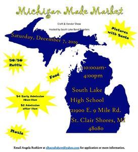Michigan Made Market Info