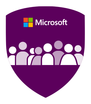 Microsoft accessibility Badge