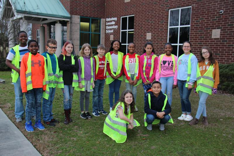Students Step Into Leadership Roles Via Safety Patrol Program