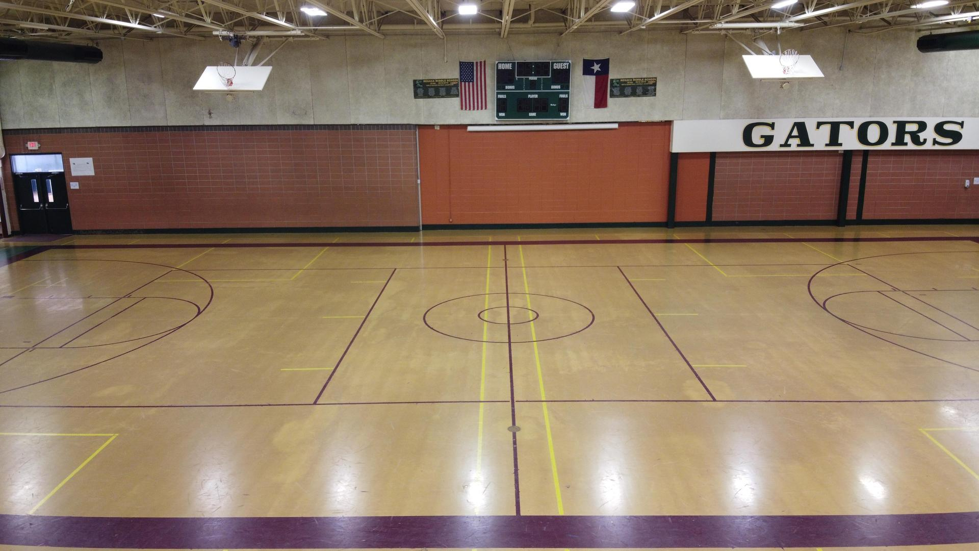 Resaca Middle School Gym