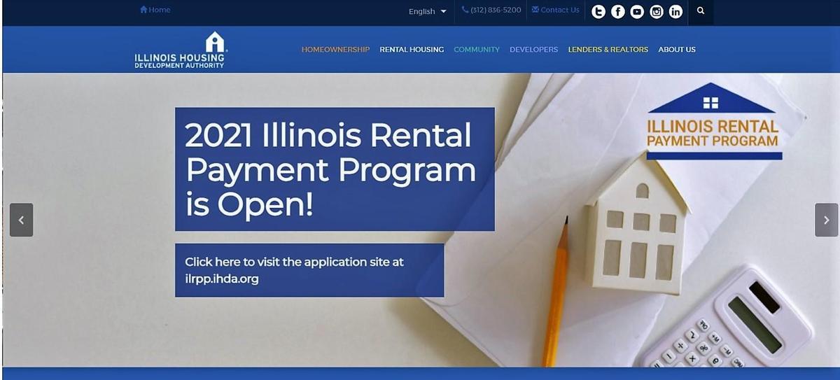 Illinois rental assistance program