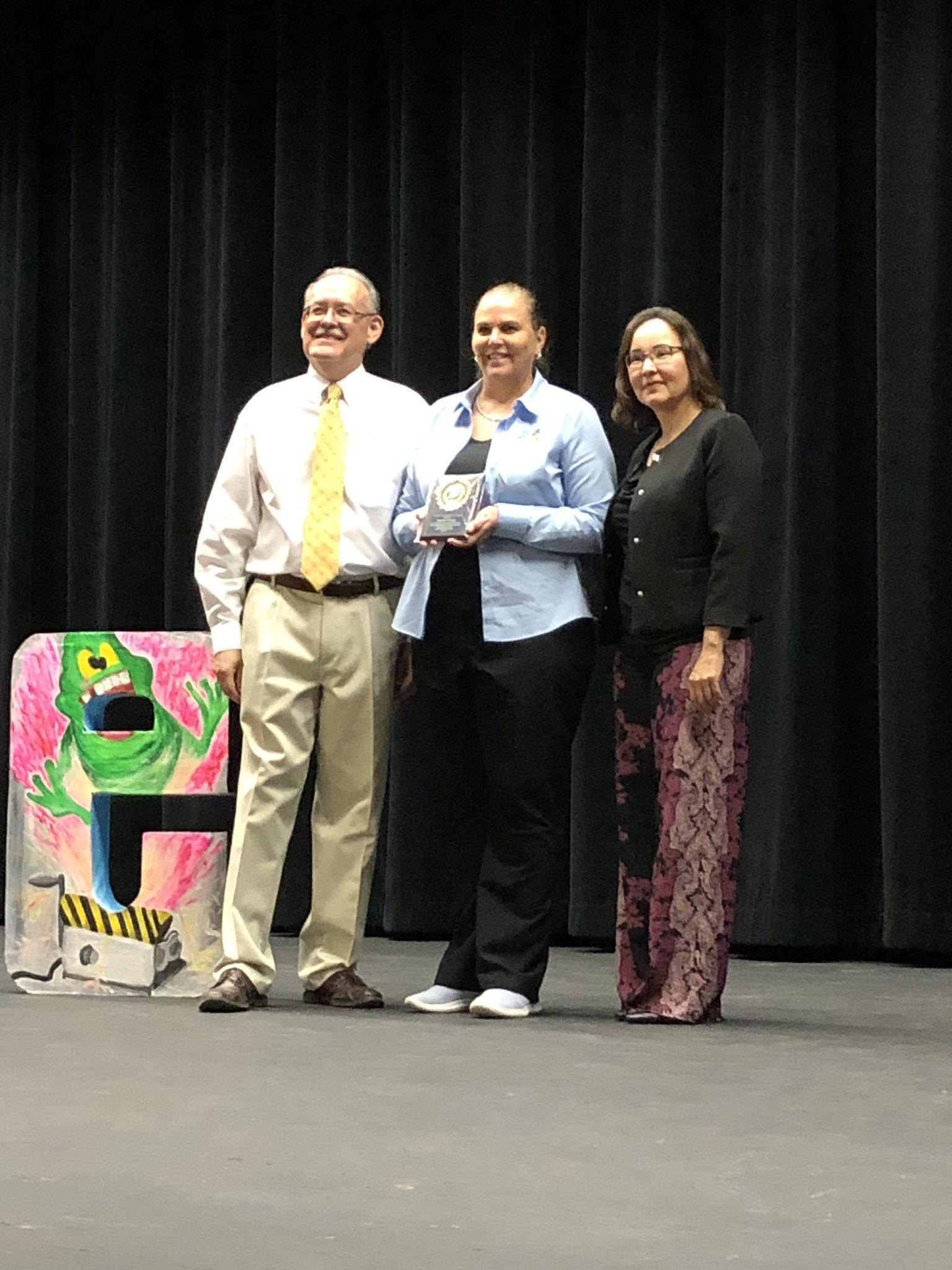 CTE Teacher of the Year