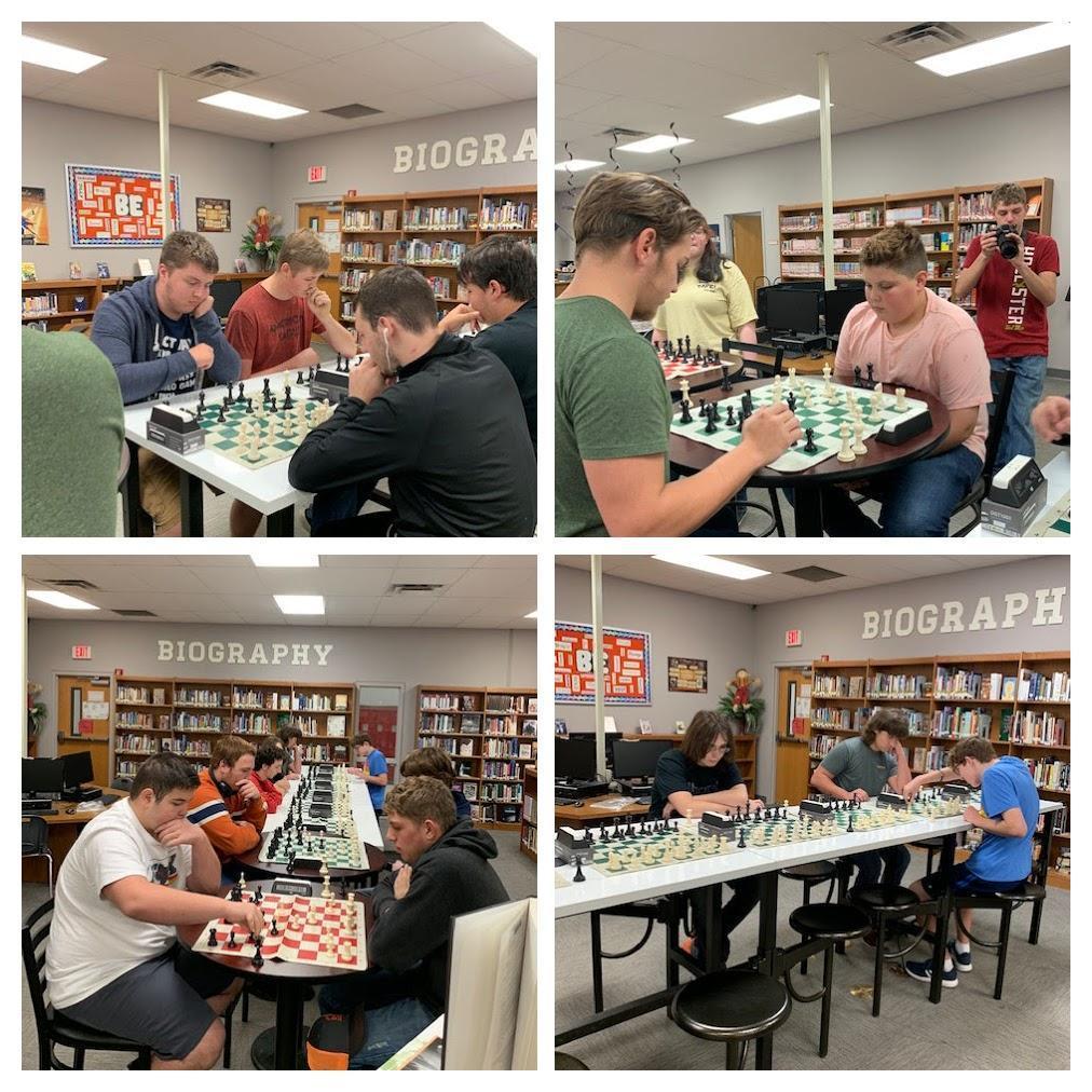 Fall Chess Club Tournament