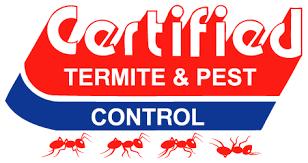 Certified Pest Logo