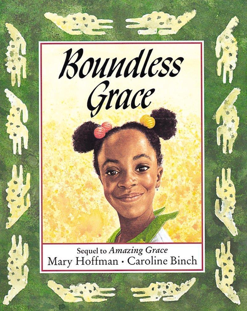 Boundless Grace Book