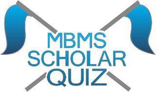 MBMS Scholar Quiz 2019: Save the Dates! Thumbnail Image
