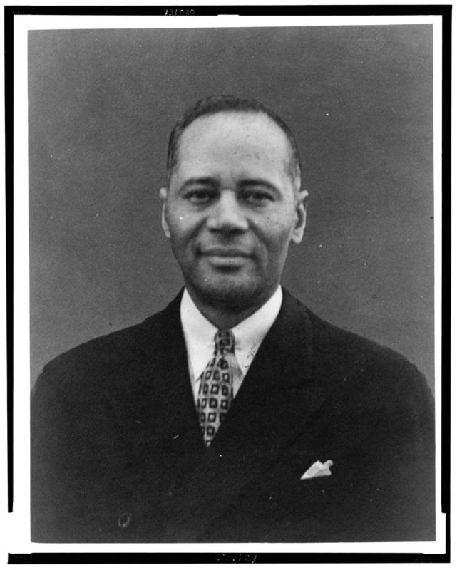 Black History Month Profile of the Week: Charles Hamilton Houston Thumbnail Image