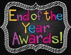 End of Year Awards - Virtual on FB June 11 - Time TBA Featured Photo