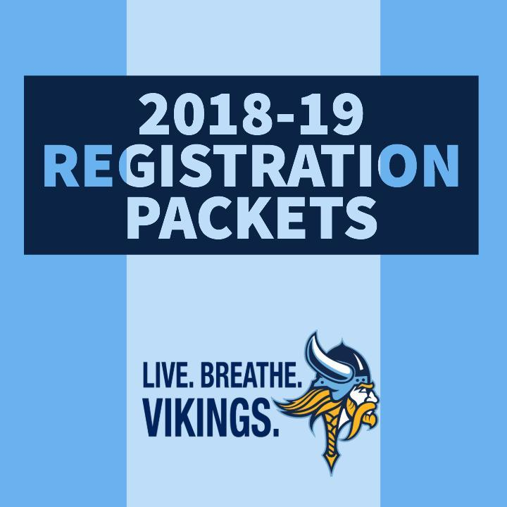 2018/19 REGISTRATION PACKETS Thumbnail Image