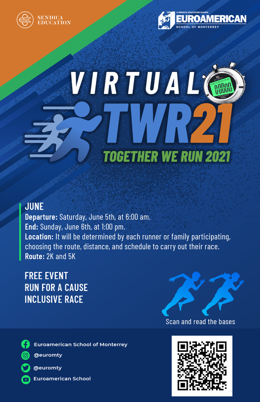 Participate in the first Virtual Sendica Race - it's free! Featured Photo