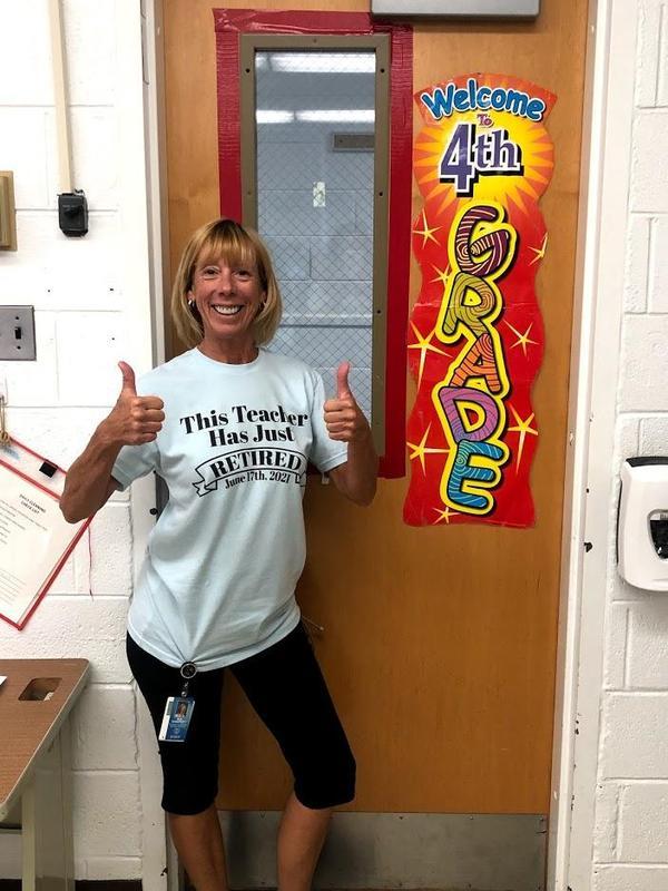 Mrs. Sharkey's Last Last Day! Thumbnail Image