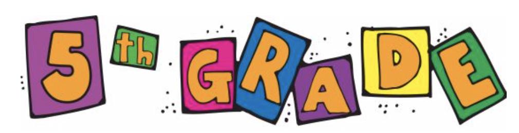 5th Grade – 5th Grade – Crosswind Elementary School